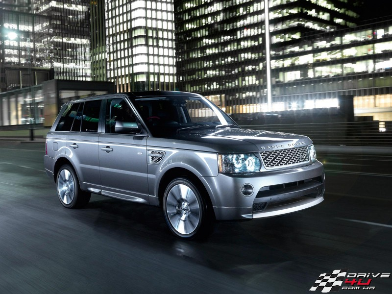 Land Rover Range Rover Sport: 10 фото