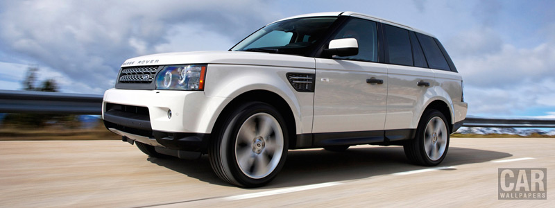 Land Rover Range Rover Sport: 11 фото