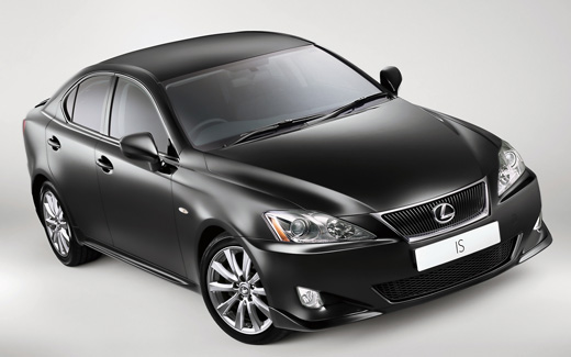Lexus IS: 04 фото