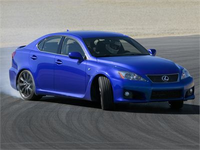Lexus IS: 5 фото