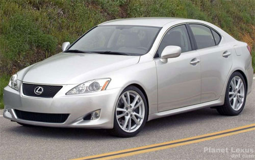 Lexus IS: 07 фото