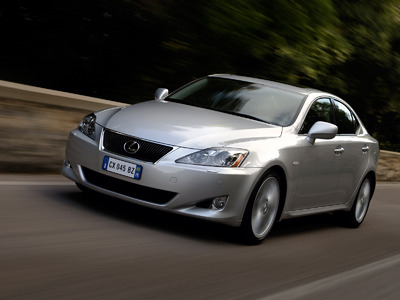 Lexus IS: 11 фото