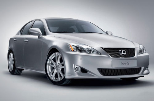 Lexus IS: 12 фото