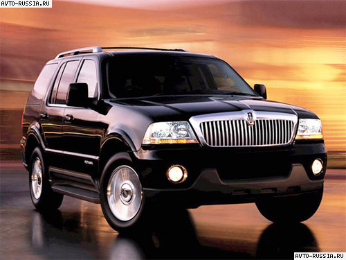 Lincoln Aviator: 02 фото