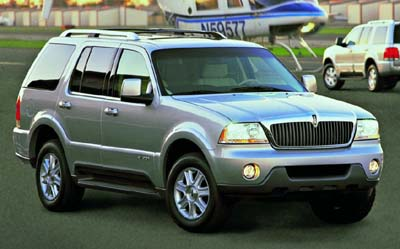 Lincoln Aviator: 11 фото