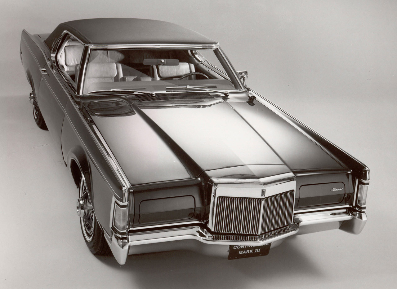 Lincoln Continental Mark Series: 01 фото