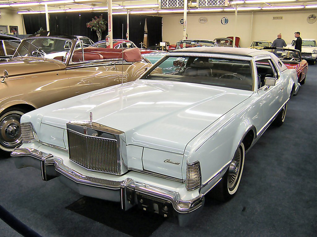 Lincoln Continental Mark Series: 02 фото