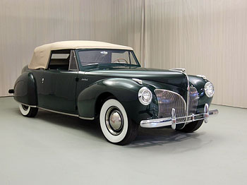 Lincoln Continental: 11 фото