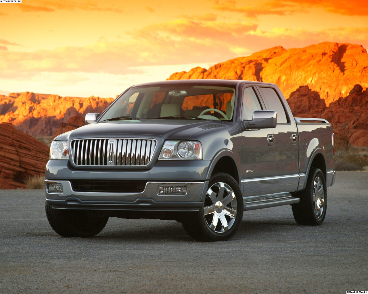 Lincoln Mark LT: 1 фото