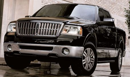 Lincoln Mark LT: 5 фото