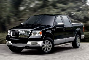 Lincoln Mark LT: 6 фото