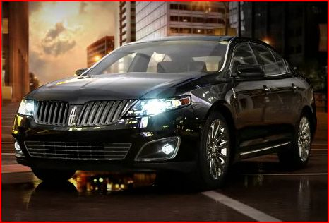 Lincoln MKS: 11 фото