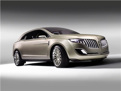 Lincoln MKT: 05 фото