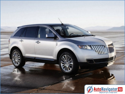 Lincoln MKX: 02 фото