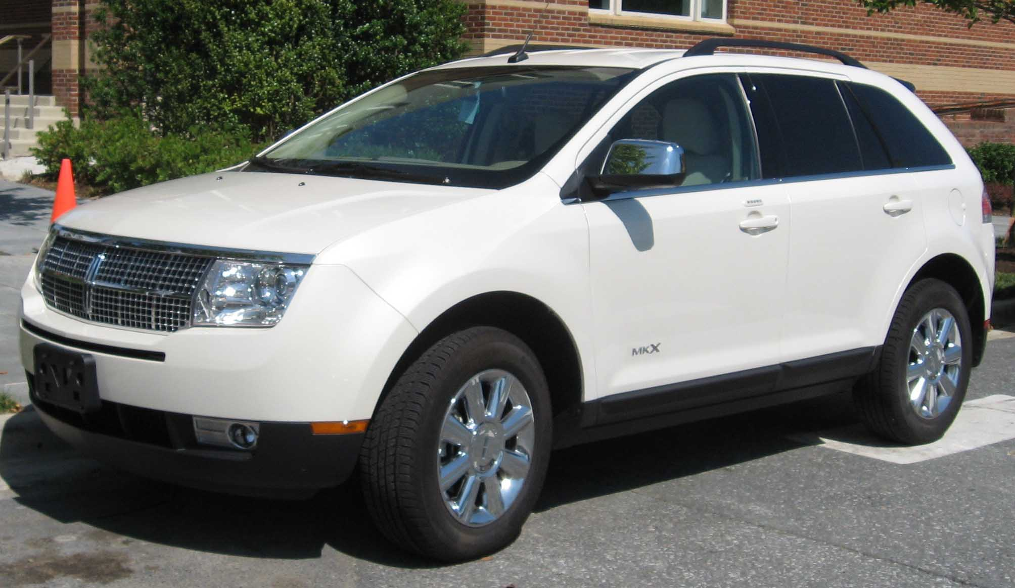 Lincoln MKX: 04 фото