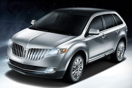 Lincoln MKX: 05 фото