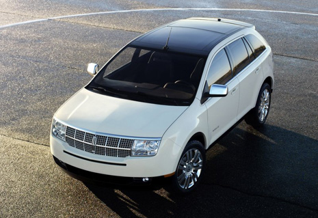 Lincoln MKX: 06 фото