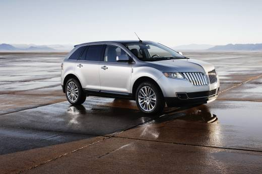 Lincoln MKX: 08 фото