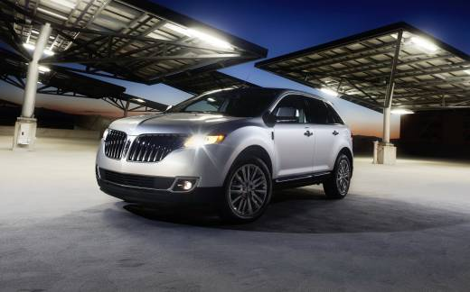 Lincoln MKX: 09 фото