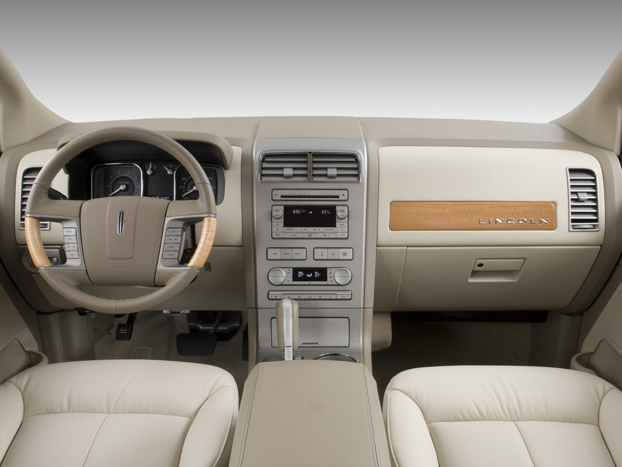 Lincoln MKX: 10 фото