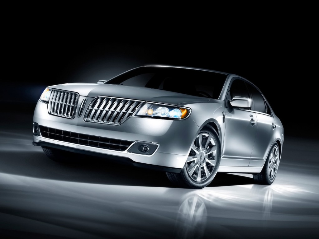 Lincoln MKZ: 05 фото