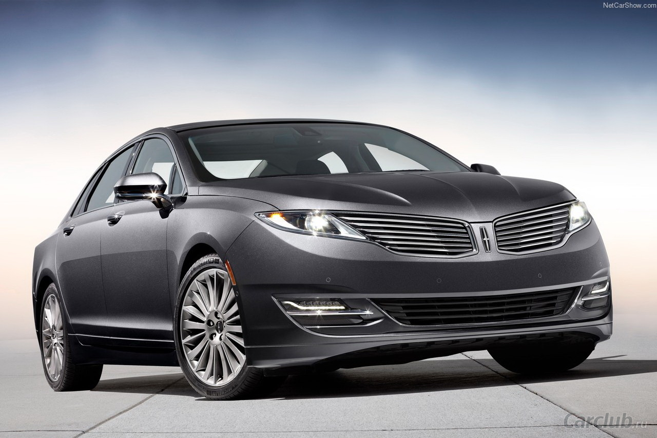 Lincoln MKZ: 13 фото