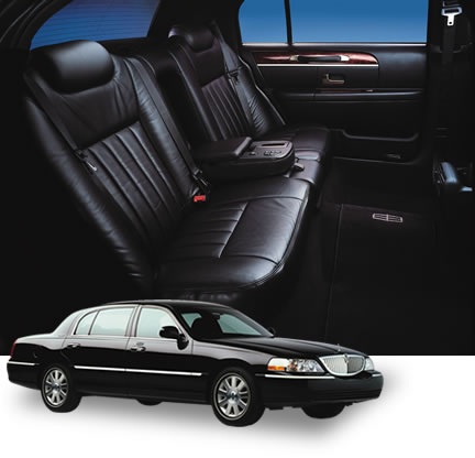 Lincoln Town Car I: 10 фото