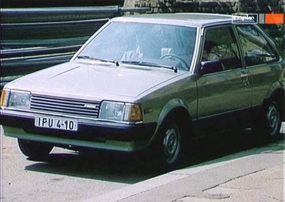 mazda 323 ii хэтчбек (bd)