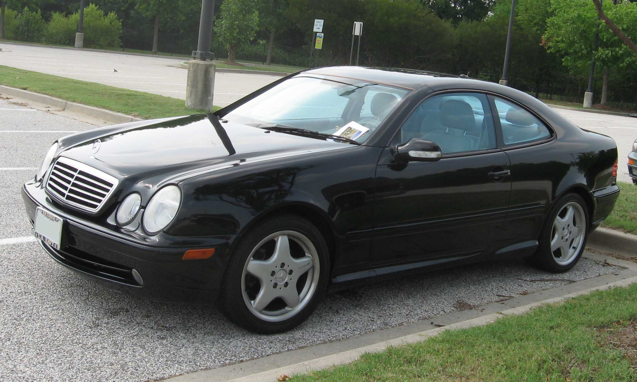Mercedes-Benz CLK: 04 фото