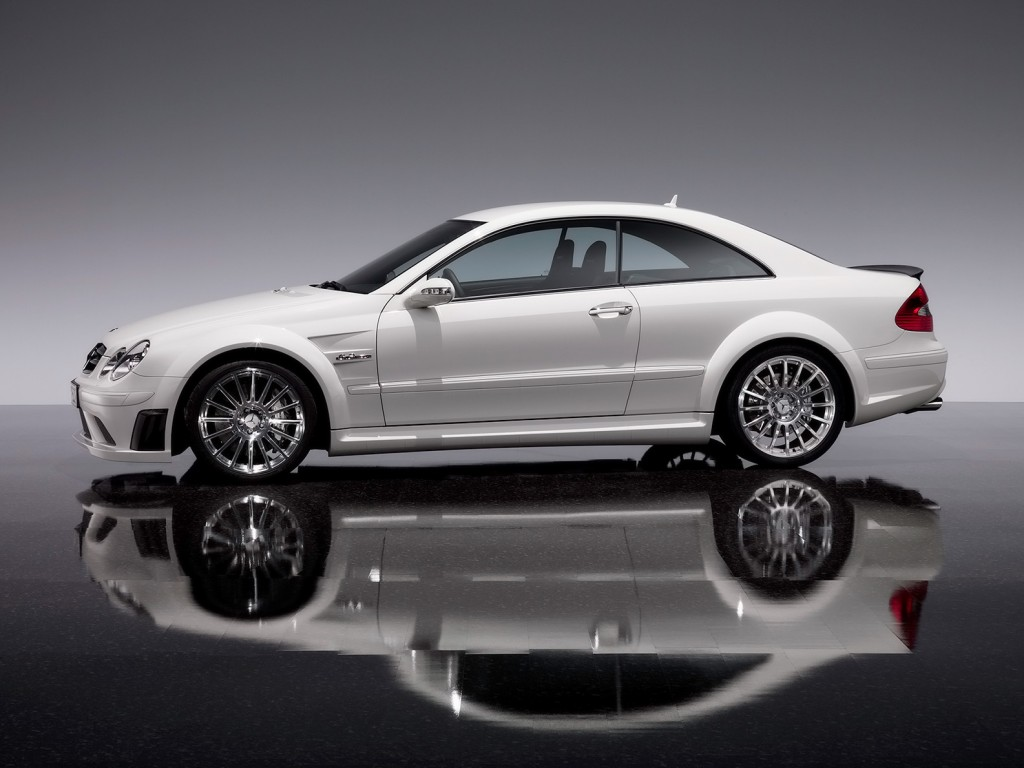 Mercedes-Benz CLK: 07 фото