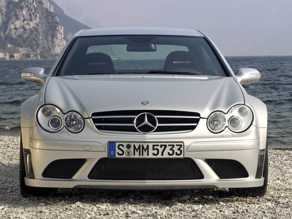 Mercedes-Benz CLK: 09 фото