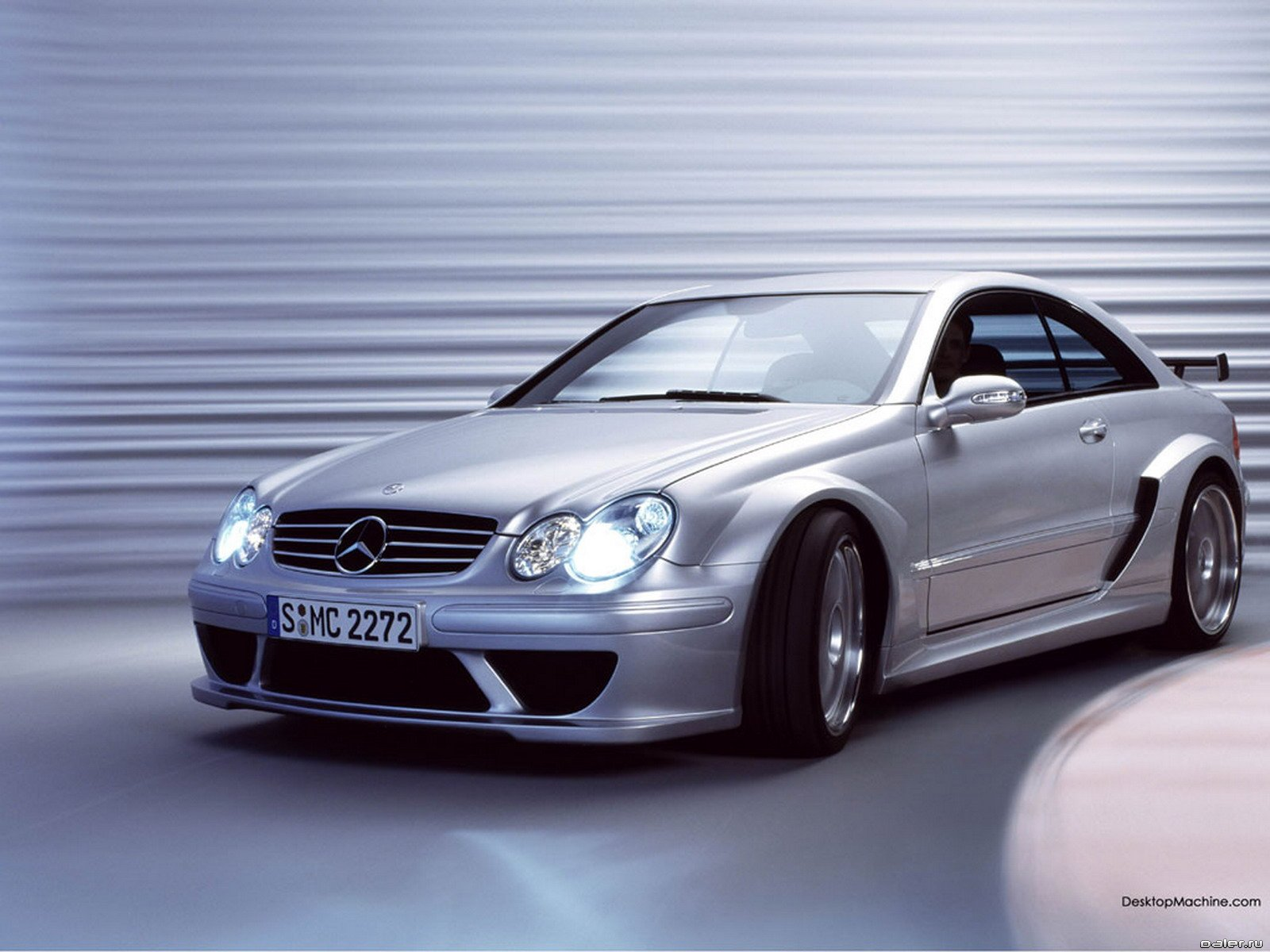 Mercedes-Benz CLK: 10 фото
