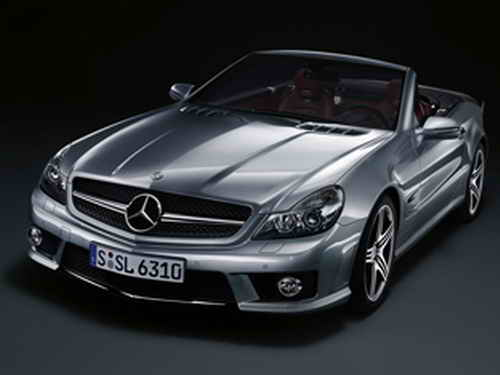 Mercedes-Benz SL: 04 фото