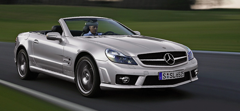 Mercedes-Benz SL: 06 фото