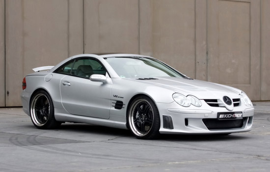 Mercedes-Benz SL: 09 фото