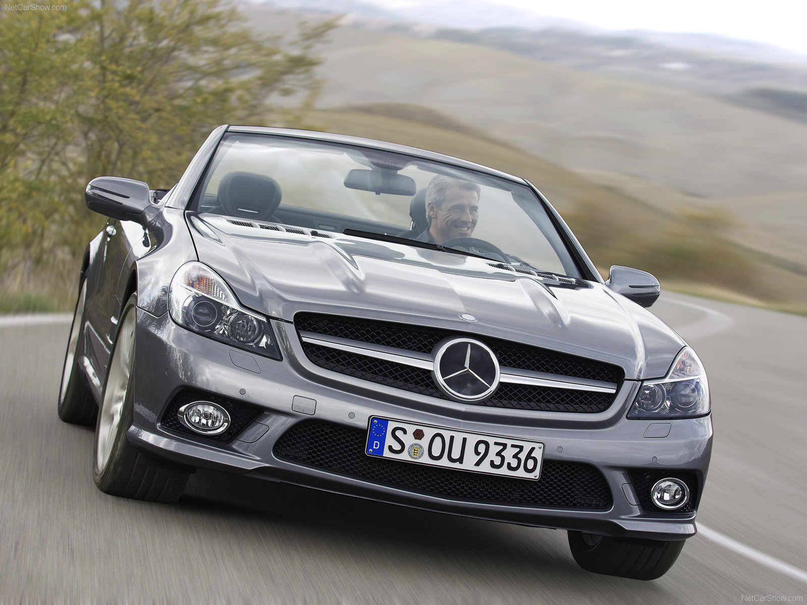 Mercedes-Benz SL: 11 фото