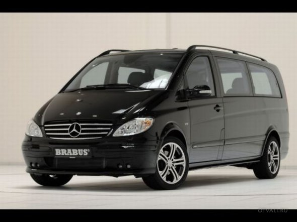 Mercedes-Benz Viano: 11 фото