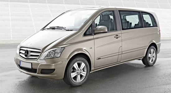 Mercedes-Benz Viano: 13 фото