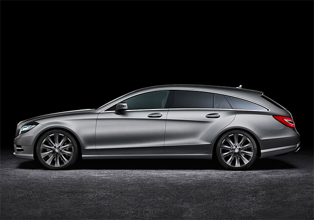 Mercedes CLS-class Shooting Brake: 8 фото
