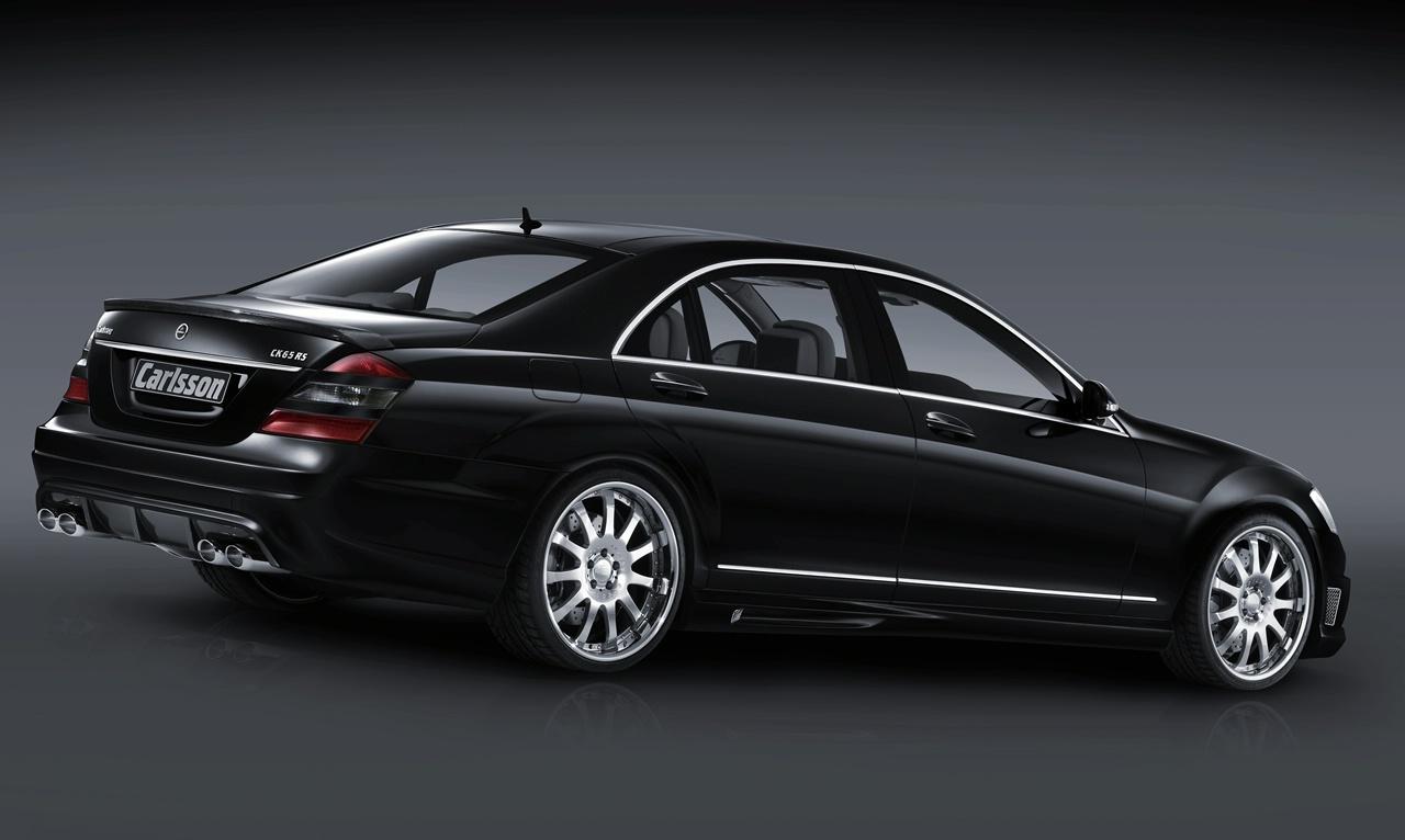 Mercedes S-class: 11 фото