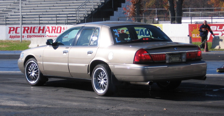 Mercury Grand Marquis: 1 фото