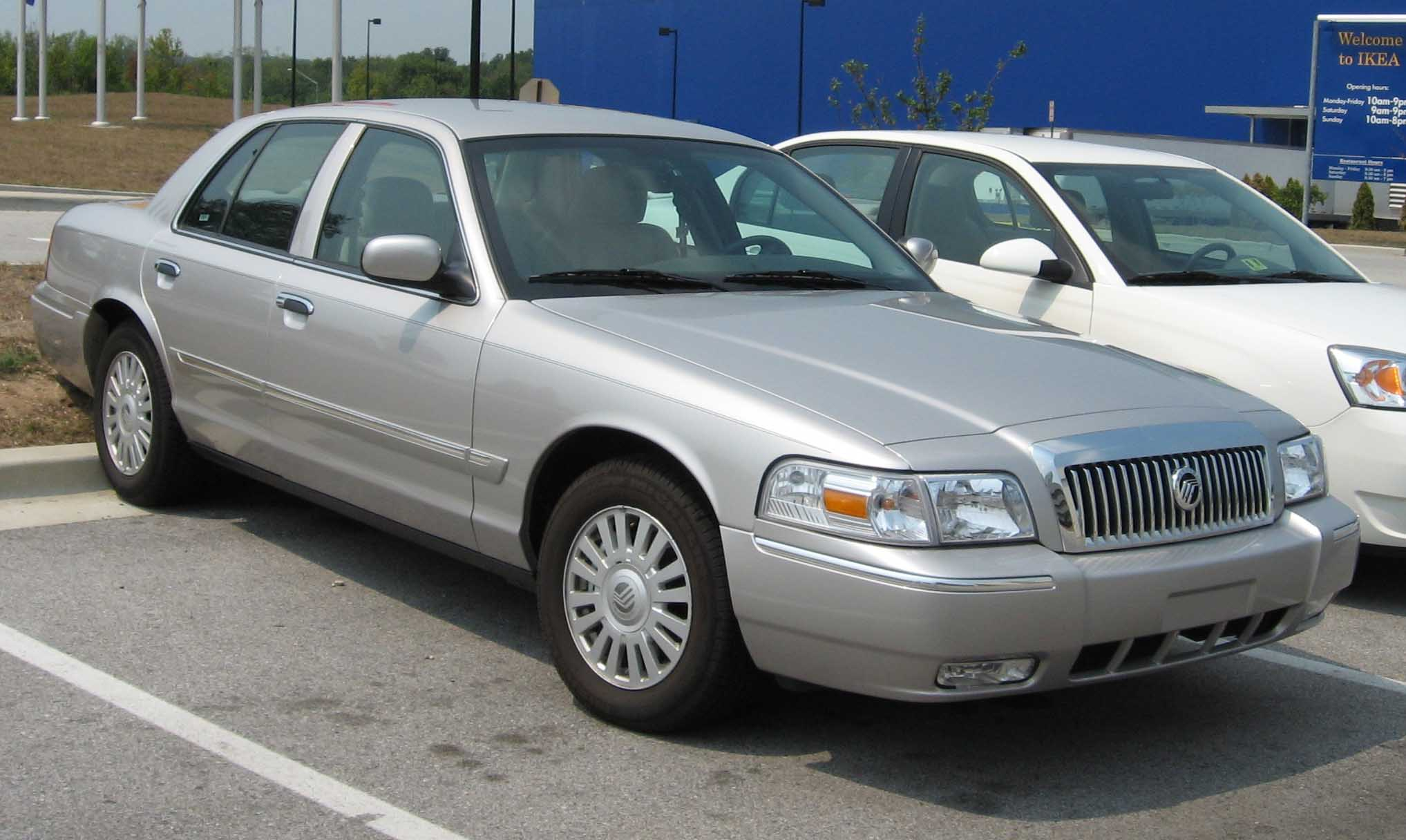 Mercury Grand Marquis: 2 фото