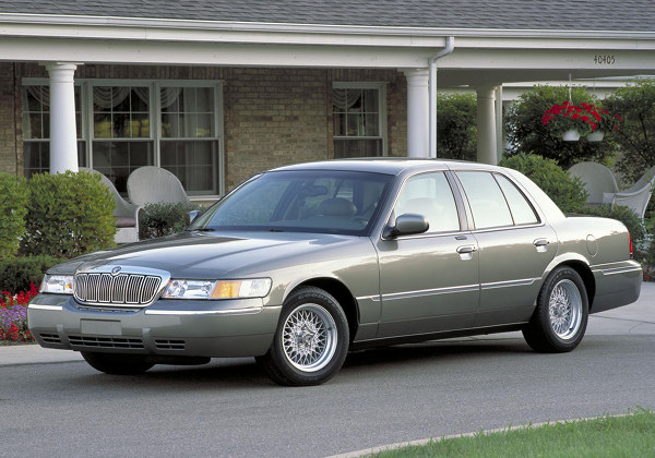 Mercury Grand Marquis: 5 фото