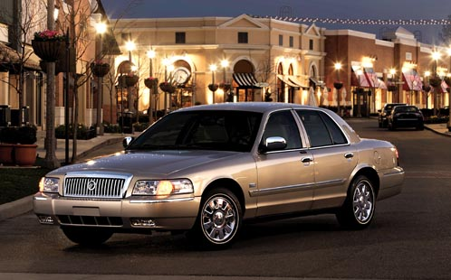 Mercury Grand Marquis: 6 фото