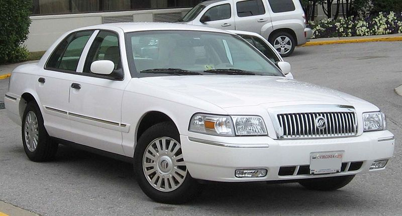 Mercury Grand Marquis: 7 фото