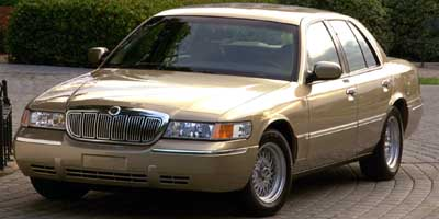 Mercury Grand Marquis: 10 фото