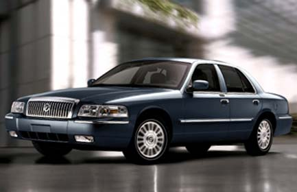 Mercury Grand Marquis: 12 фото
