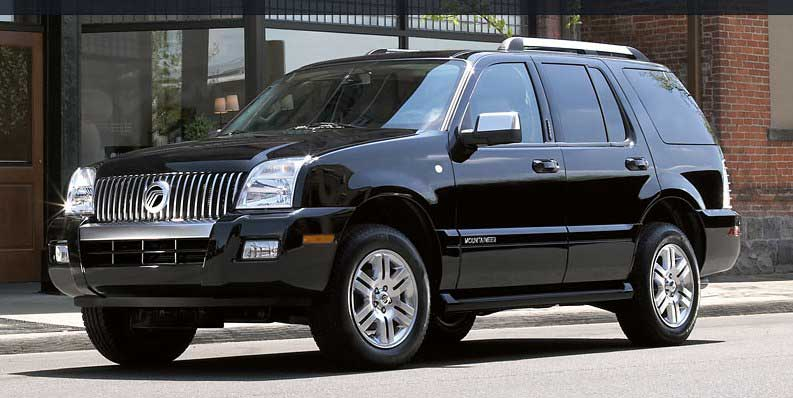 Mercury Mountaineer: 3 фото