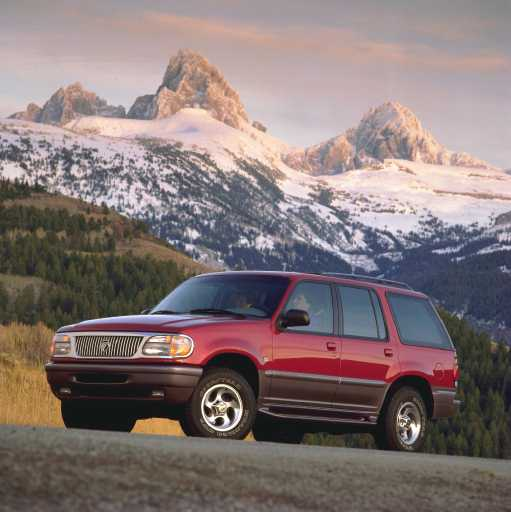 Mercury Mountaineer: 05 фото