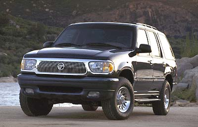 Mercury Mountaineer: 9 фото
